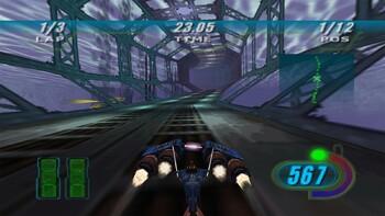 Screenshot4 - STAR WARS Episode I Racer