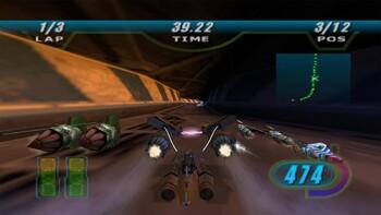 Screenshot5 - STAR WARS Episode I Racer