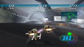 Screenshot6 - STAR WARS Episode I Racer