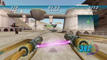 Screenshot8 - STAR WARS Episode I Racer