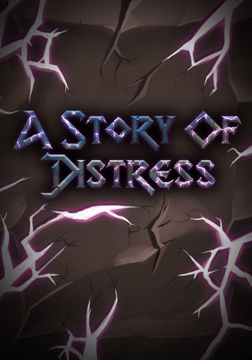 A Story of Distress - Cover / Packshot
