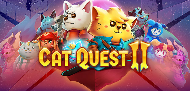 Cat Quest II - Cover / Packshot