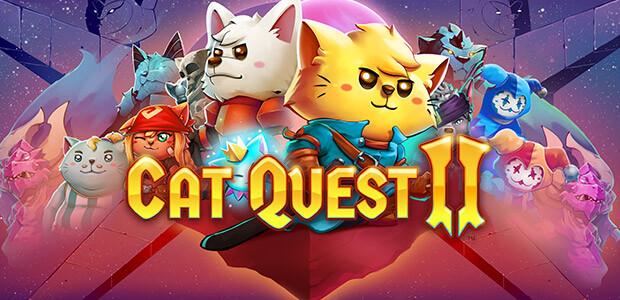Cat Quest II - Cover / Packshot