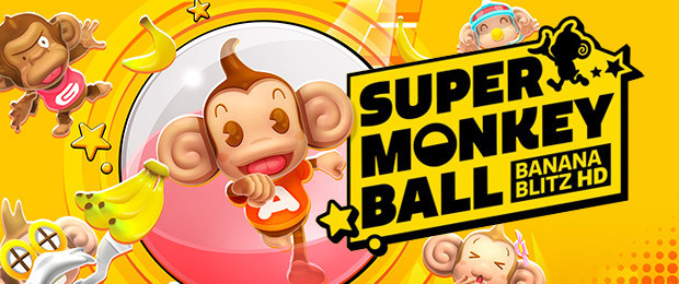 Sondermeldung von SEGA: Sonic the Hedgehog ist in Super Monkey Ball - Banana Blitz HD am Start