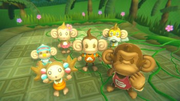 Screenshot1 - Super Monkey Ball: Banana Blitz HD