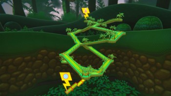 Screenshot2 - Super Monkey Ball: Banana Blitz HD
