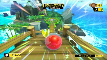 Screenshot4 - Super Monkey Ball: Banana Blitz HD