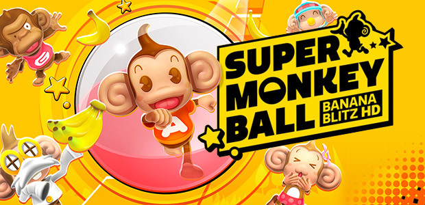 Super Monkey Ball: Banana Blitz HD - Cover / Packshot
