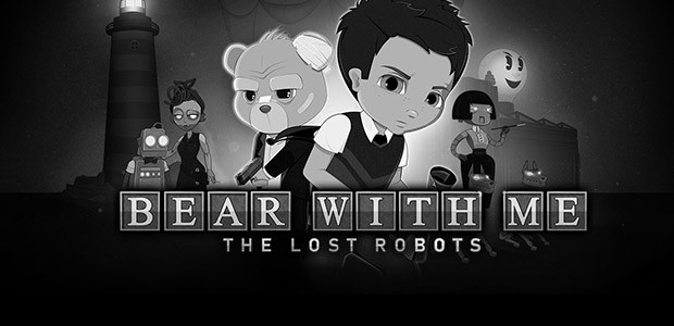 Bear With Me: The Lost Robots - Cover / Packshot