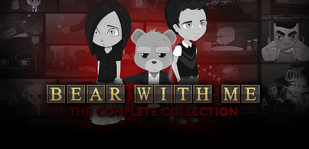 Bear With Me - The Complete Collection - Cover / Packshot
