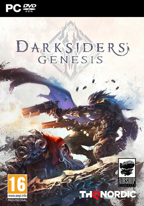 Darksiders Genesis - Cover