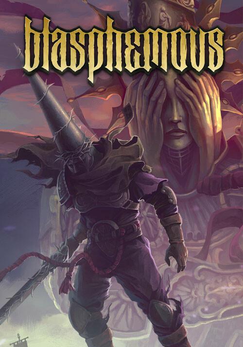 Blasphemous - Cover