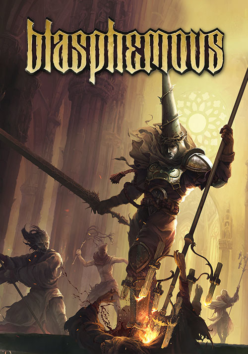 Blasphemous - Cover / Packshot