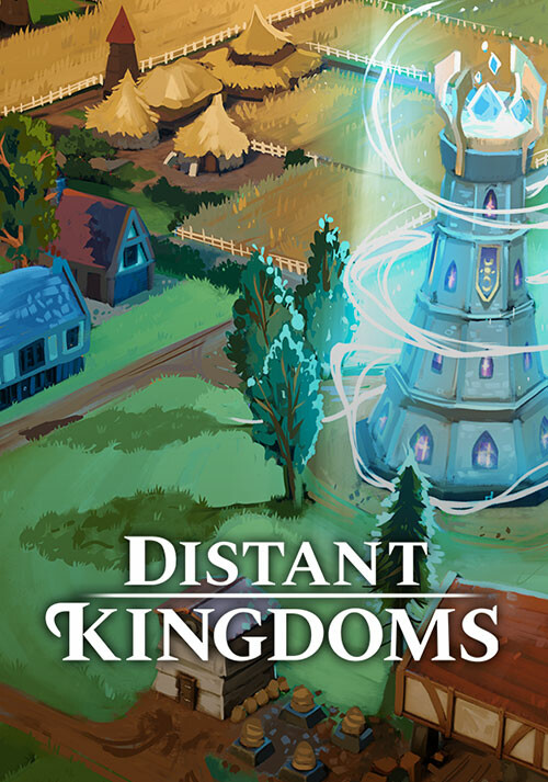 Distant Kingdoms - Cover / Packshot