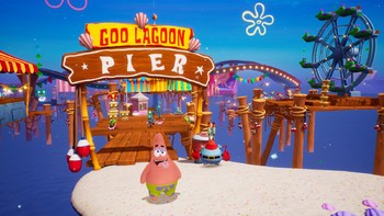 Screenshot2 - SpongeBob SquarePants: Battle for Bikini Bottom - Rehydrated