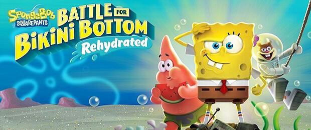 Out Now: SpongeBob SquarePants: Battle for Bikini Bottom - Rehydrated