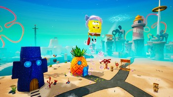 Screenshot1 - SpongeBob SquarePants: Battle for Bikini Bottom - Rehydrated