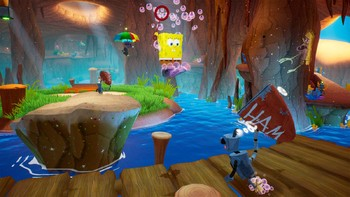 Screenshot3 - SpongeBob SquarePants: Battle for Bikini Bottom - Rehydrated