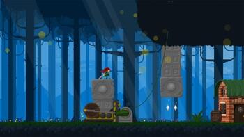 Screenshot5 - Mable & The Wood