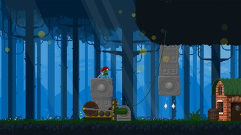 Screenshot5 - Mable & The Wood