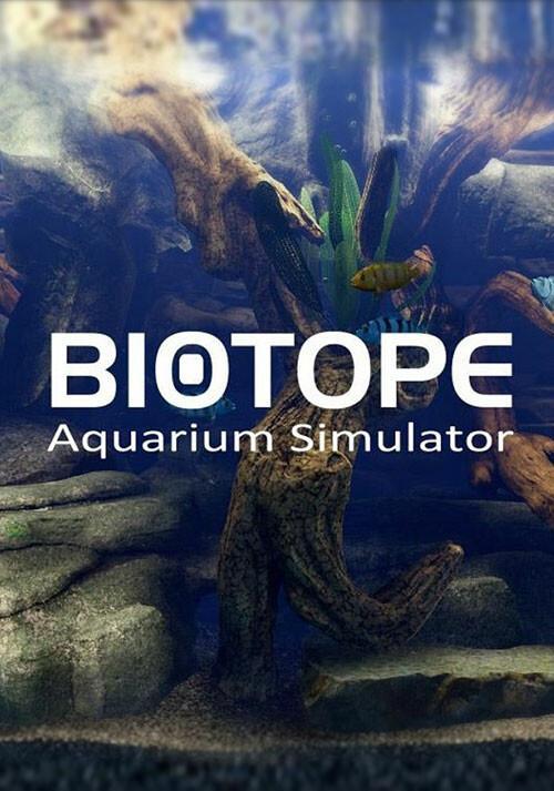 Biotope - Cover / Packshot