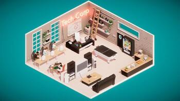 Screenshot1 - Tech Corp.
