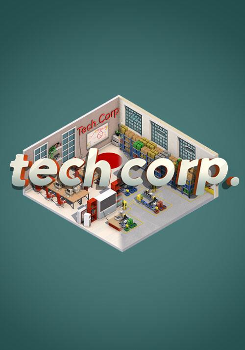 Tech Corp. - Cover / Packshot