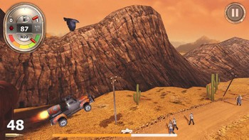 Screenshot2 - Zombie Derby