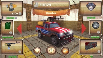 Screenshot3 - Zombie Derby