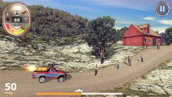 Screenshot4 - Zombie Derby