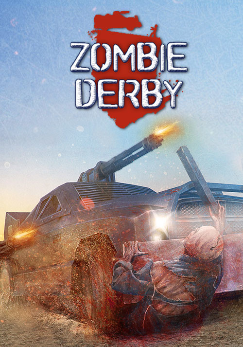 Zombie Derby - Cover / Packshot