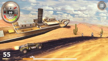 Screenshot5 - Zombie Derby