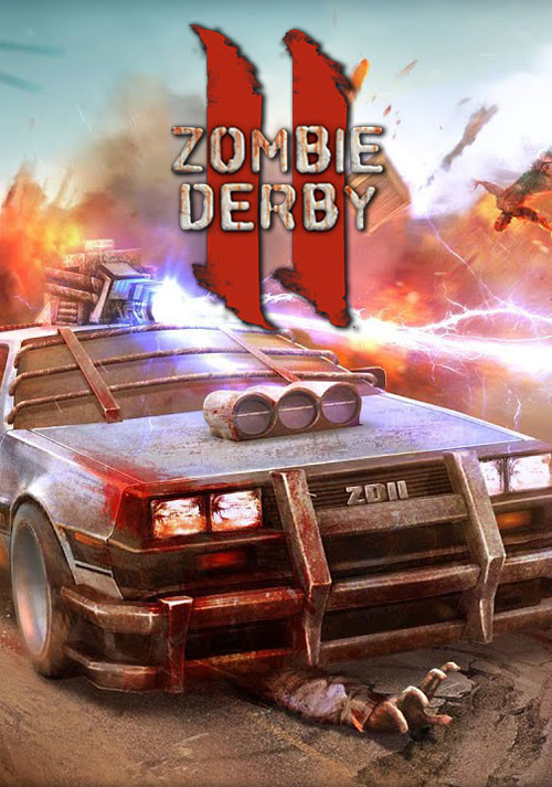 Zombie Derby 2 - Cover / Packshot