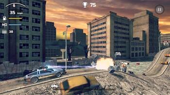 Screenshot3 - Zombie Derby 2