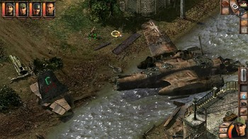 Screenshot7 - Commandos 2 - HD Remaster