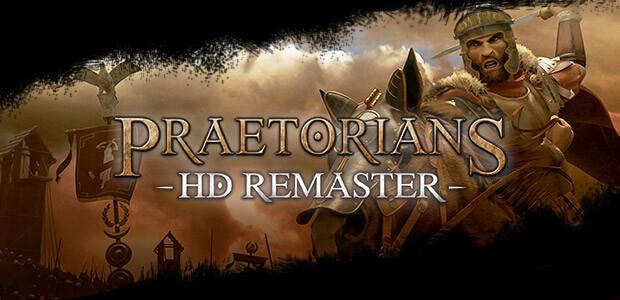 Praetorians - HD Remaster - Cover / Packshot