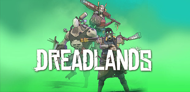 Dreadlands - Cover / Packshot