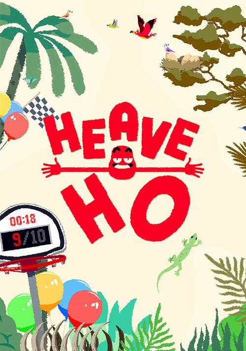 Heave Ho - Cover / Packshot
