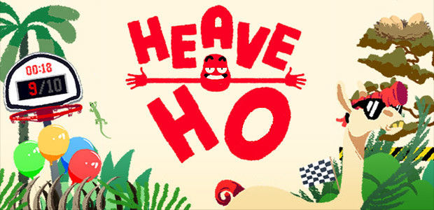 Heave Ho - Cover / Packshot