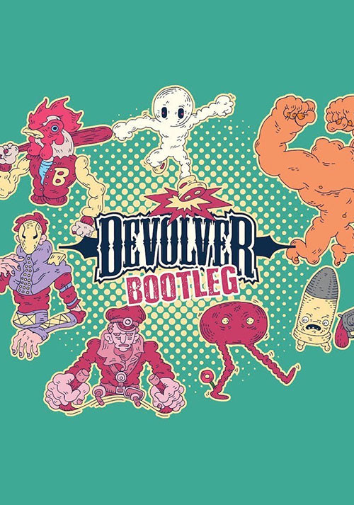 Devolver Bootleg - Cover / Packshot