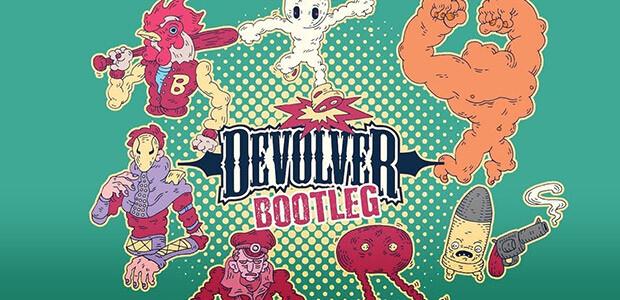 Devolver Bootleg - Cover / Packshot