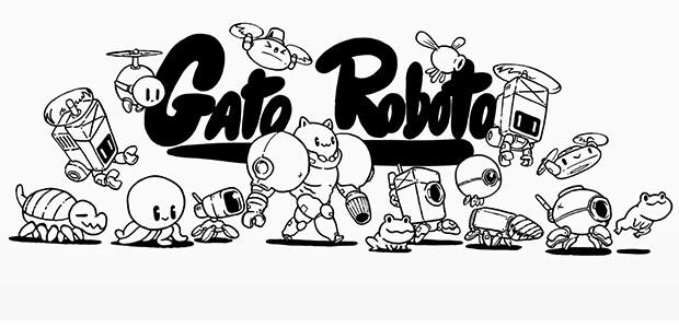 Gato Roboto - Cover / Packshot