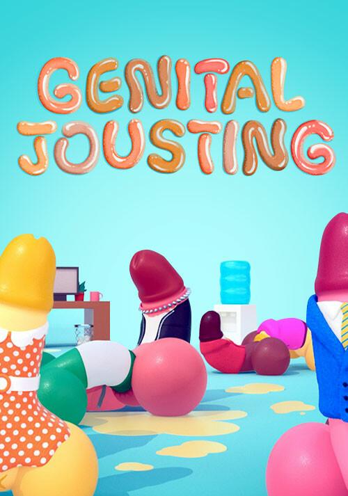 Genital Jousting - Cover / Packshot