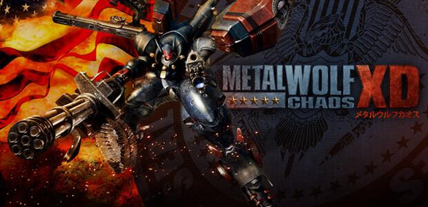 Metal Wolf Chaos XD - Cover / Packshot