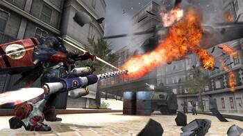 Screenshot6 - Metal Wolf Chaos XD