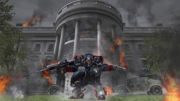 Screenshot7 - Metal Wolf Chaos XD
