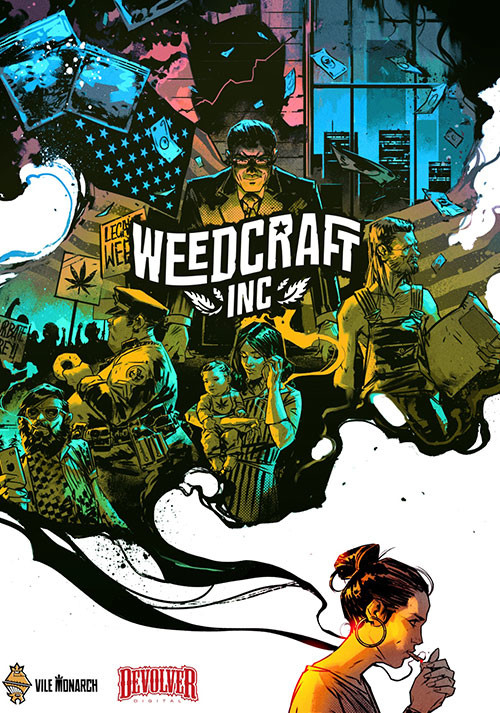Weedcraft Inc - Cover / Packshot
