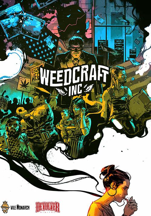 Weedcraft Inc - Cover / Packshot