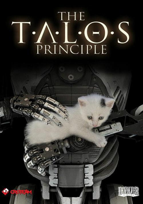 The Talos Principle - Cover / Packshot
