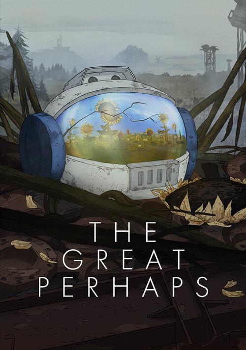 The Great Perhaps - Cover / Packshot